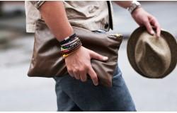 Современные европейские тенденции мужских украшений
