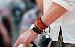 Виды браслетов для мужчин