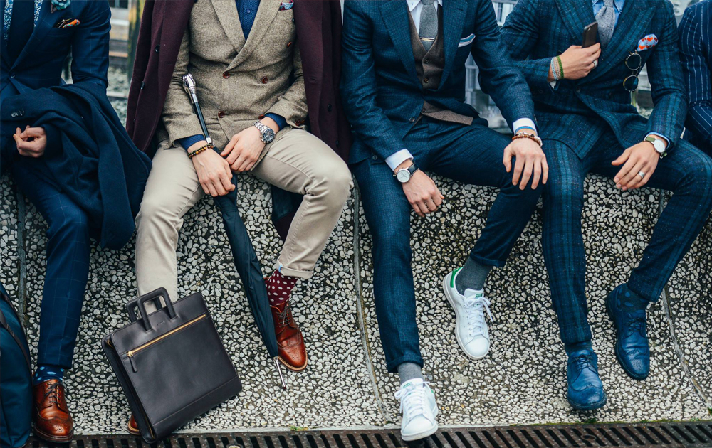 Модные европейские тенденции мужских украшений весна-лето 2013