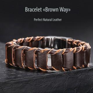 "Браслет ""Brown Way"""