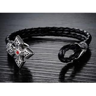 """Браслет """"Накидной Крест"""""""