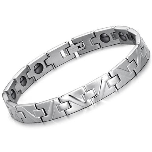 Стальной браслет для элегантного образа