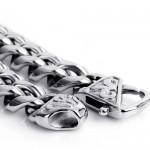 Мужские панцирные цепочки