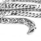 Мужская цепочка крупная 59 см на шею, 14х5мм