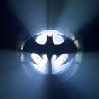 """Кулон из стали """"Batman"""" в виде эмблемы и символа"""