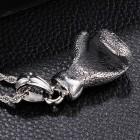 Подвеска на шею из стали в виде крупной боксерской перчатки