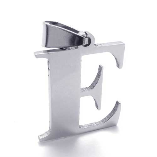 "Кулон ""Буква E"""