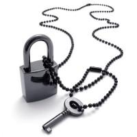 """Кулон """"Key Lock"""""""