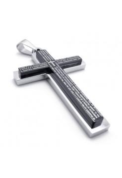 """Кулон """"Крест Black Cross"""""""