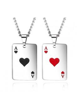 """Кулон """"Lucky Poker"""""""