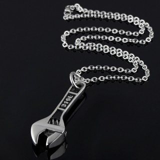 """Кулон """"Разводной Ключ"""""""