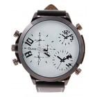 Дешевые наручные часы мужские с кварцевым механизмом