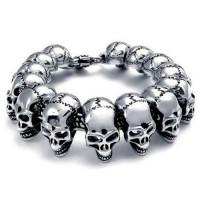 """Браслет """"Big Skulls"""""""