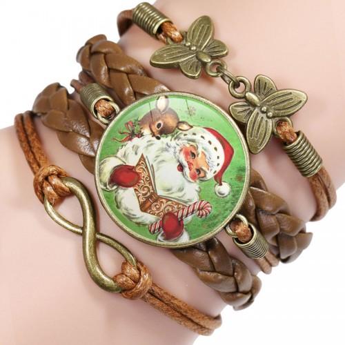 """Браслет """"Brown Santa"""""""