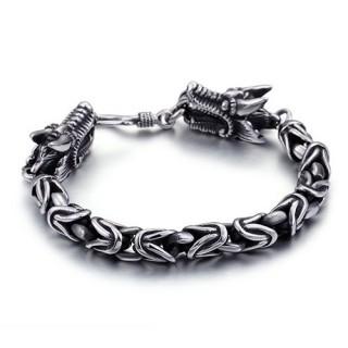 "Браслет ""Tibetan Steel Dragon"""