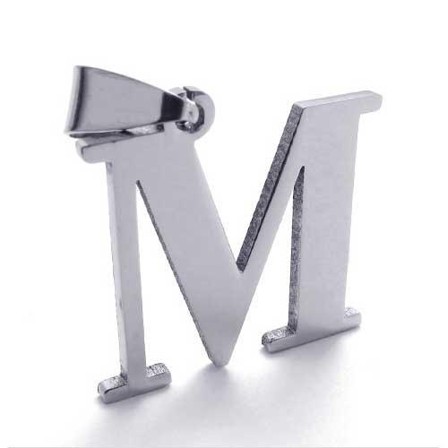 "Кулон ""Буква M"""