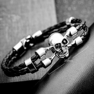"""Браслет """"Skull 2"""""""