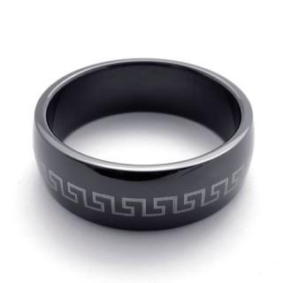 """Кольцо """"Black Greek"""""""