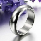 Стильное кольцо для мужчин из хирургической стали