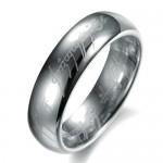 Кольца из вольфрама