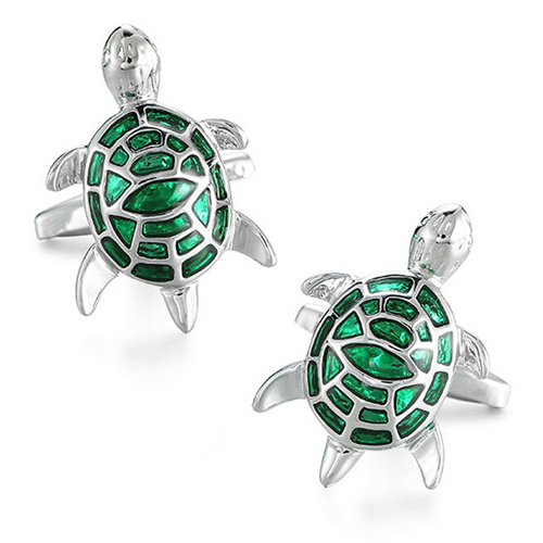 "Запонки ""Turtle"""